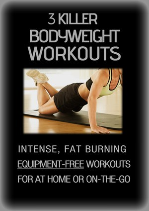Killer Bodyweight Workouts small