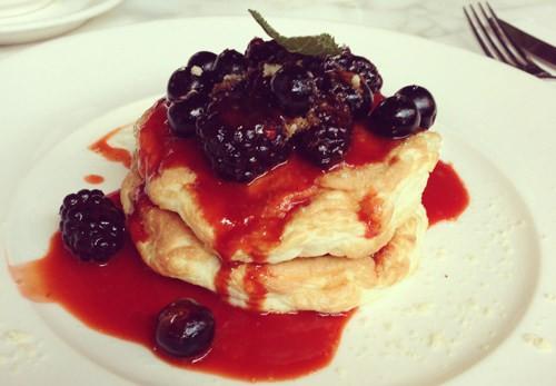 Protein Pancakes KX Chelsea