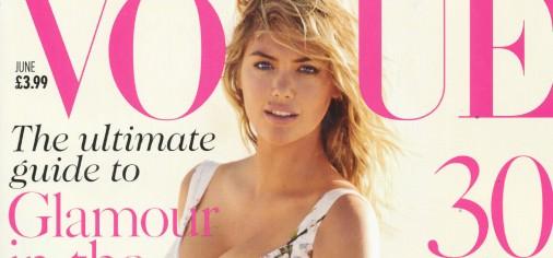 British Vogue June 2014