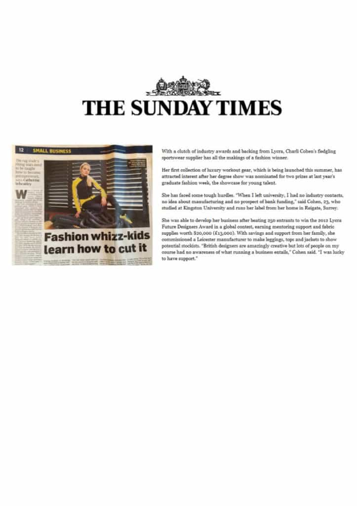 sundaytimespaper